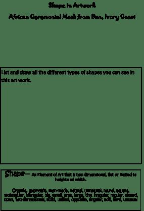 peel paragraph shape
