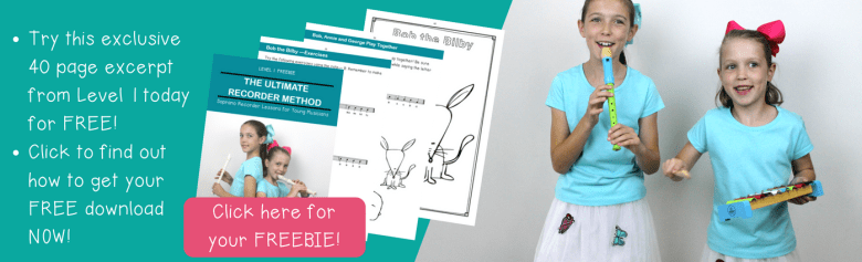 The Ultimate Recorder Method from Jooya Teaching Resources
