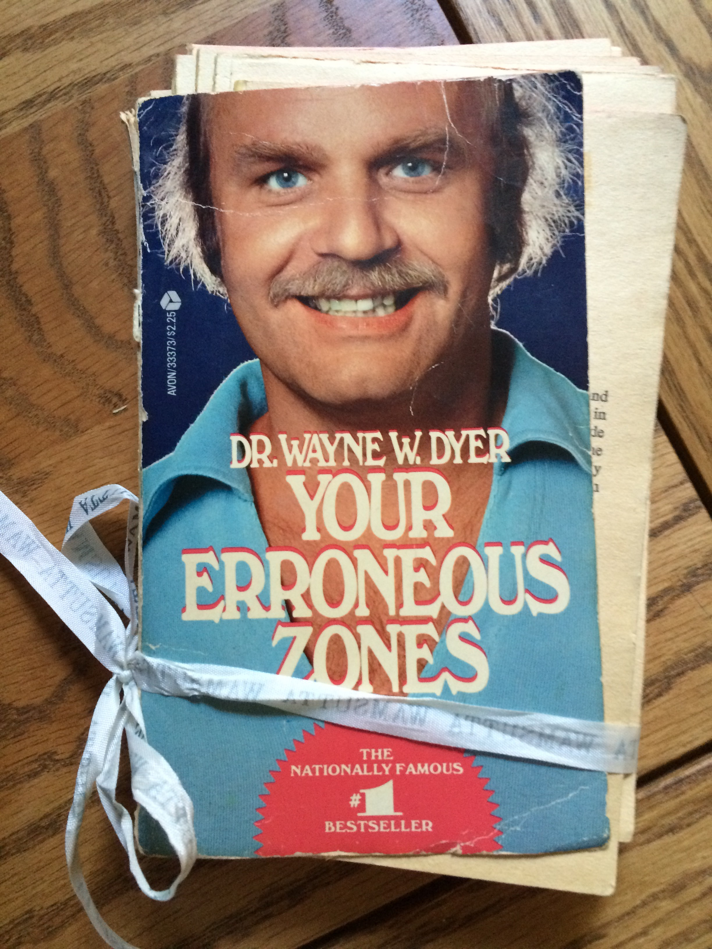 Wayne Dyer's Erroneous Zones