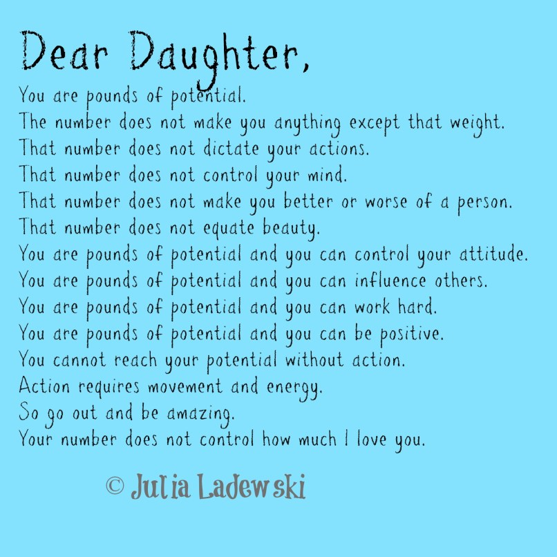 A Dad S Love Letter To His Daughter