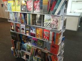 Closetful of Books 1