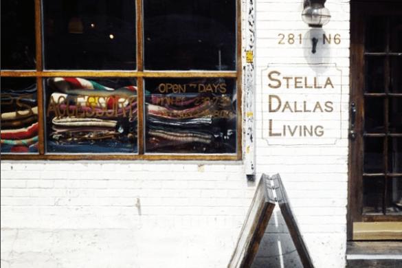 Vintage shop Stella Dallas In Brooklyn