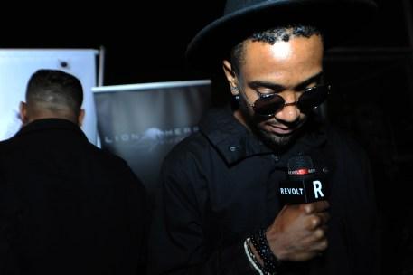 Kendrick Lamar Grammy Party