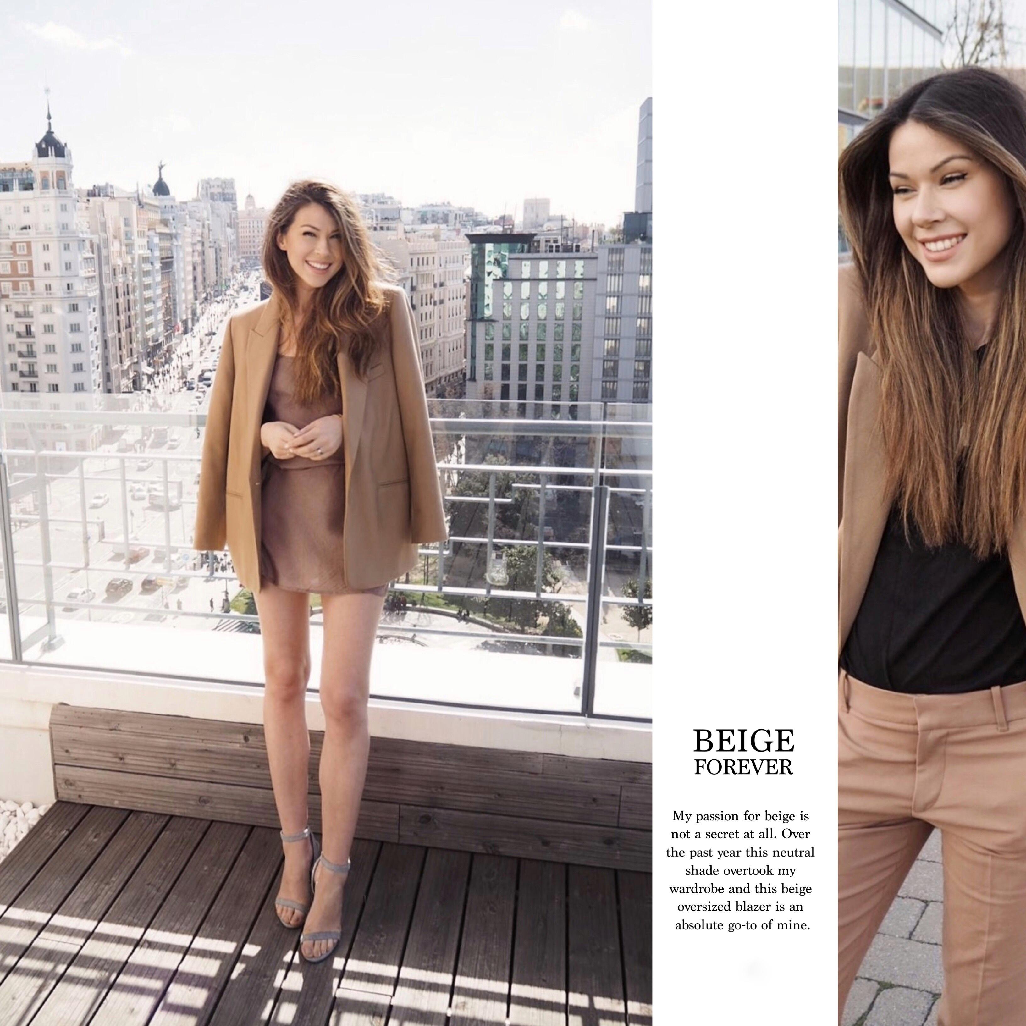 beige trend / Julia Lundin