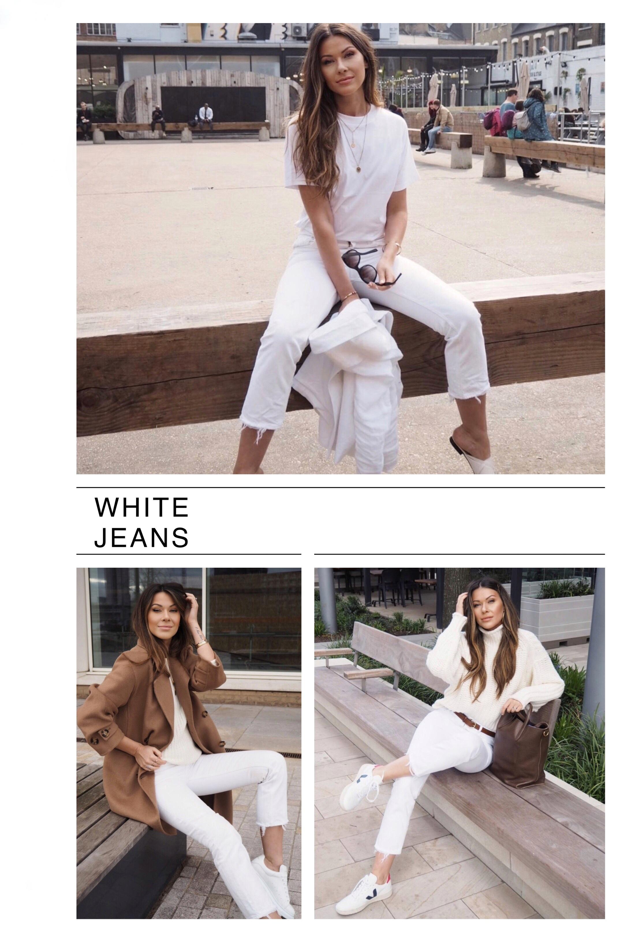 rewearing white jeans