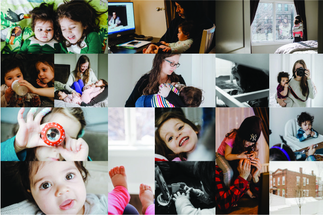 photo collage - 365 project - january 2