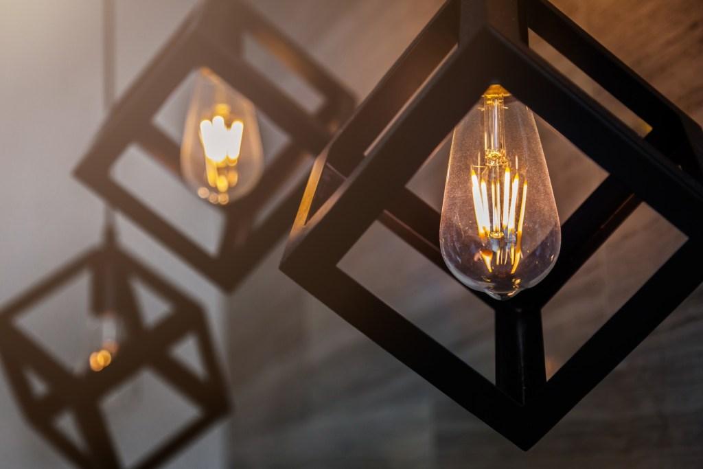 Stunning light fixtures make your home look fantastic.