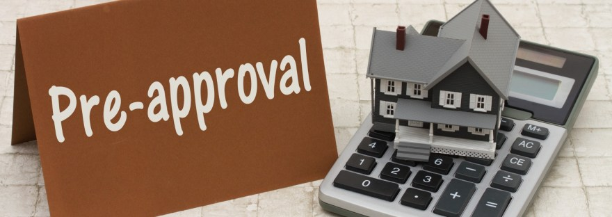 Make your home buying process easier with a pre-approval letter.