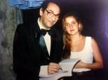 Araken Peixoto e Juliana Areias 1992
