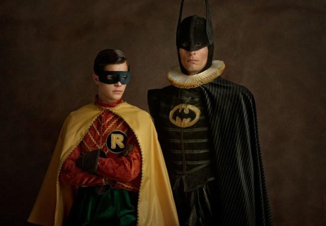 Super Flemish, os super heróis do século 17