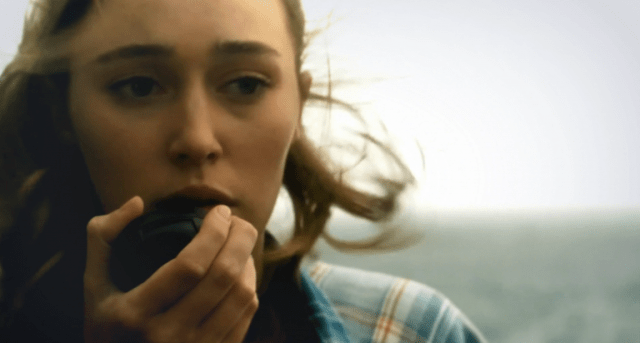 Alycia Debnam-Carey in Fear the Walking Dead.