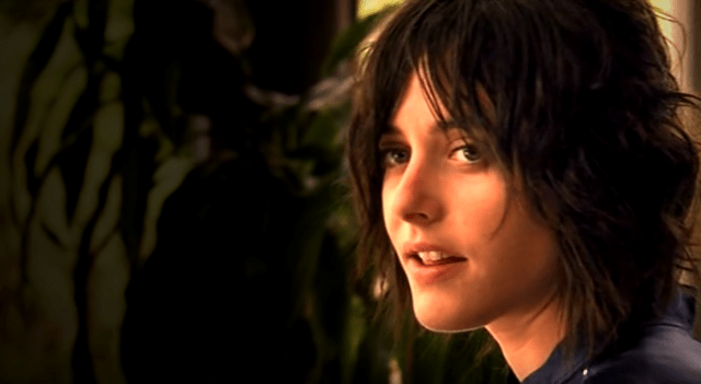 Katherine Moennig as Shane in The L Word