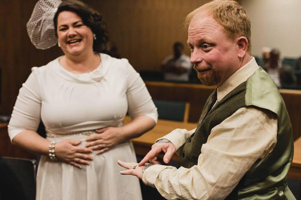 Omaha Courthouse wedding, omaha wedding photography, juliana montane photography