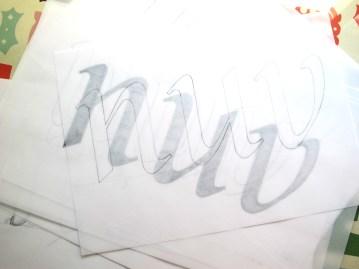 Exercício de desenho