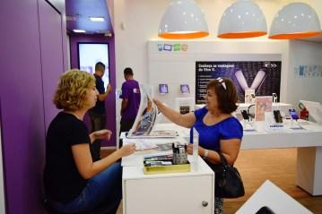 Vivo / Samsung - Ação de Natal 2015 - Shopping Leblon