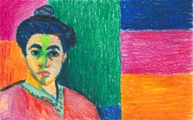 Fauvism - The Green Stripe Extended