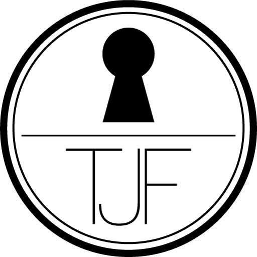 TJF Locksmiths Logo