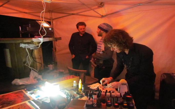 Julian Hand - Hidden Hills Festival - Lincolnshire