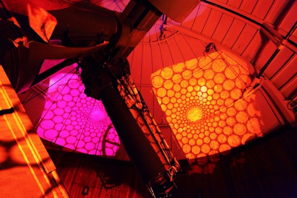 Julian Hand - Herstmonceux Observatory - Hastings