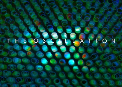 The Oscillation - Chrome Cat