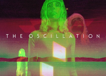 The Oscillation 'From Tomorrow' - Julian Hand