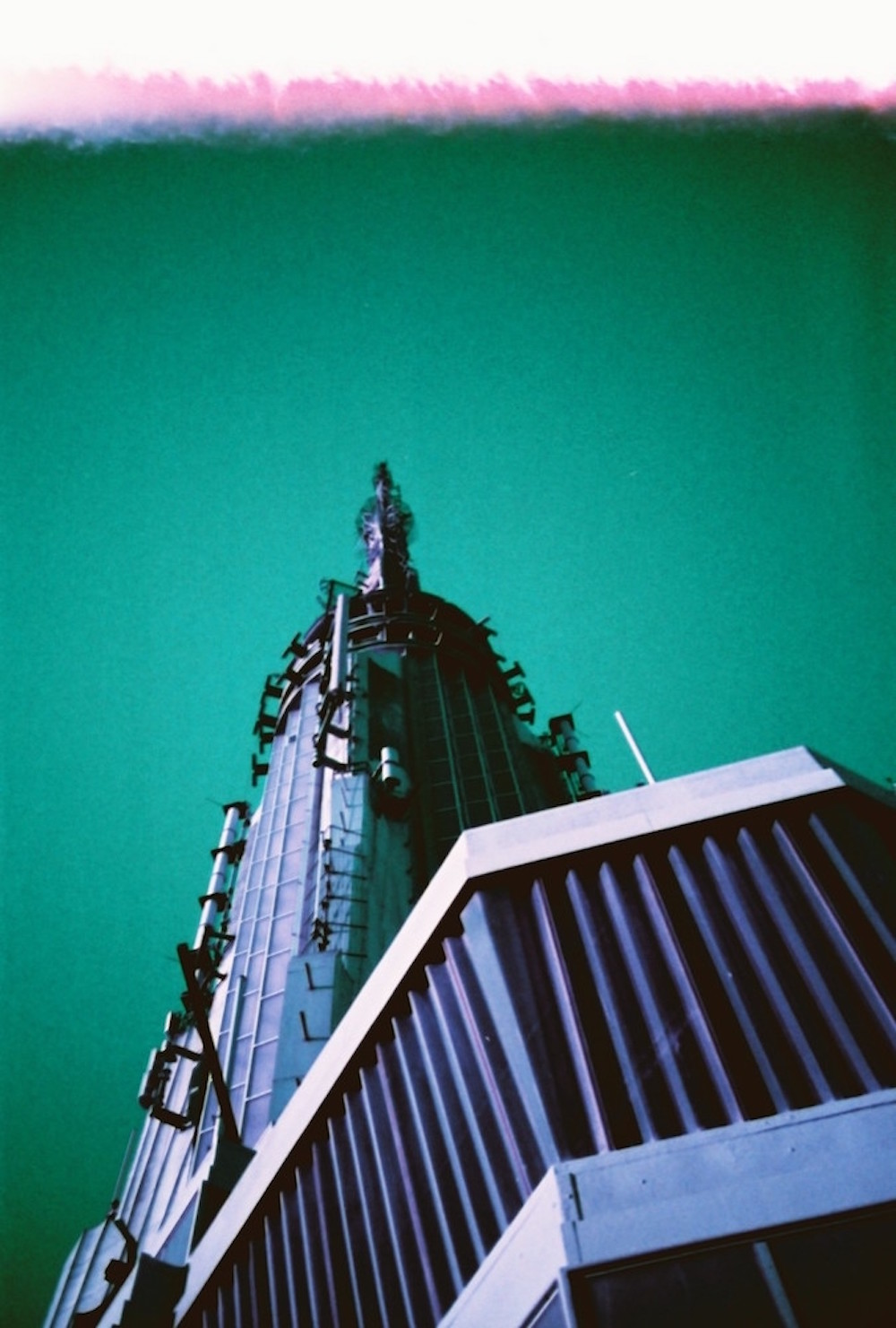 Julian Hand - Photography - Purple Chrome - Lomography - Lomo - LC-A 120 - Emma Tricca - New York City - Music Video - St. Peter