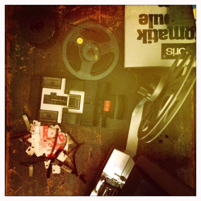 Raindance - raindance Film Festival - Hands on Super 8mm Workshop - Workshop - Julian Hand - Douglas Hart - Filmmaker - Super 8mm