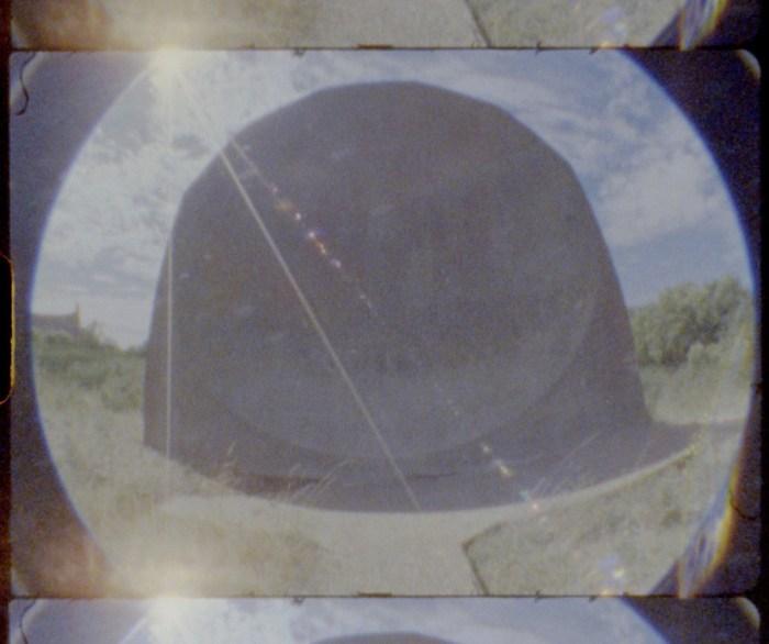 Sound Mirrors - Listening Ears - Dungeness - Denge - Super 8mm - Julian Hand