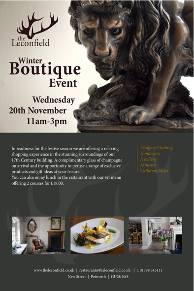 Winter Boutique Event