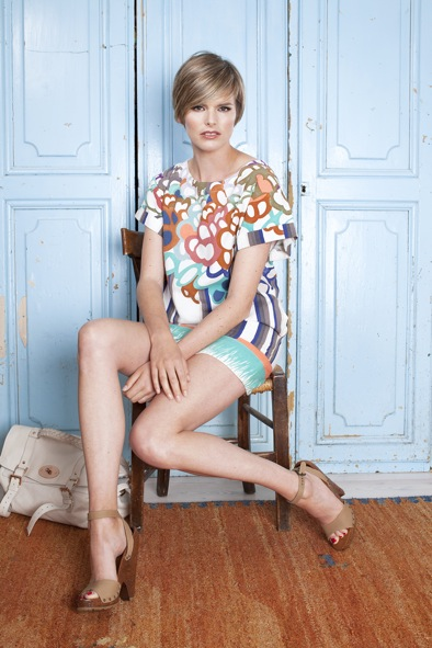 See By Chloe floral cotton dress