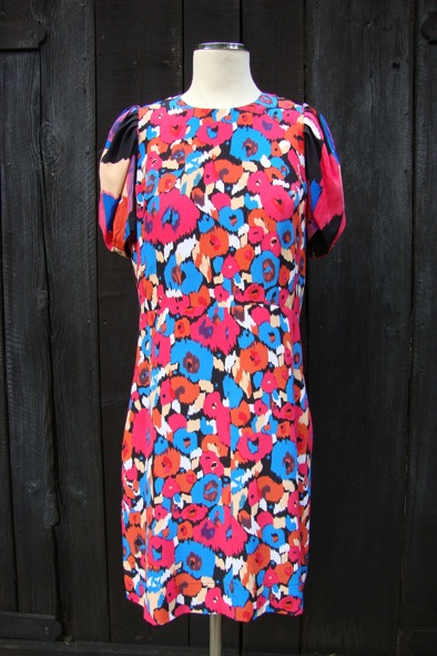 See By Chloe silk patterned dress