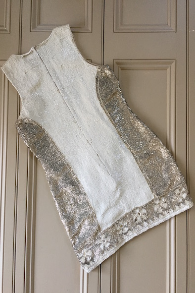 Needle and Thread sequin dress