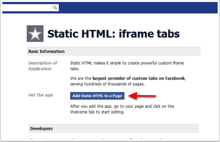 01-static-html-fan page de facebook