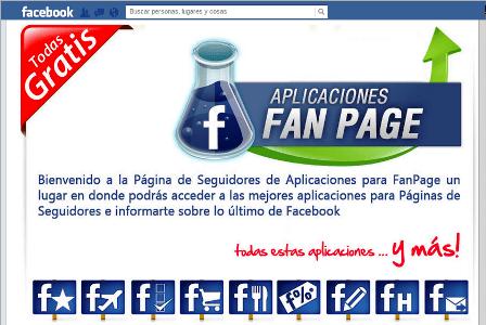 aplicaciones-fan page de facebook