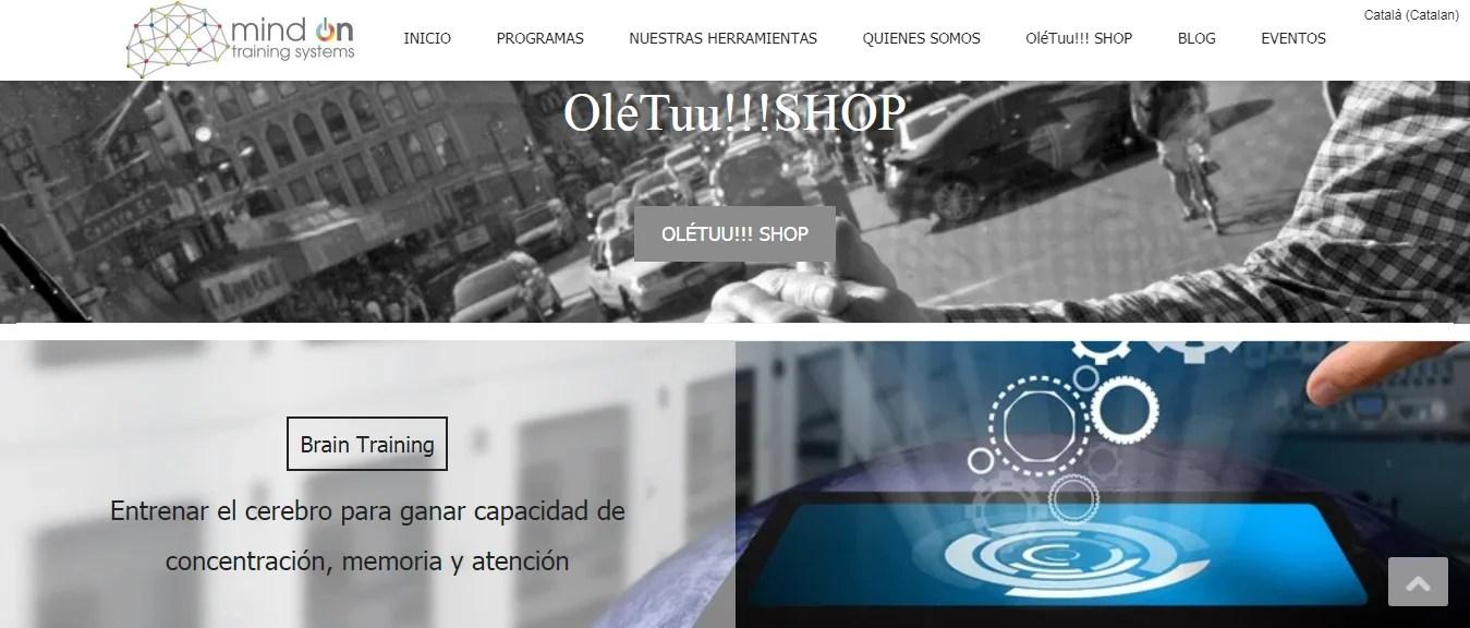 Diseño blog en Salou
