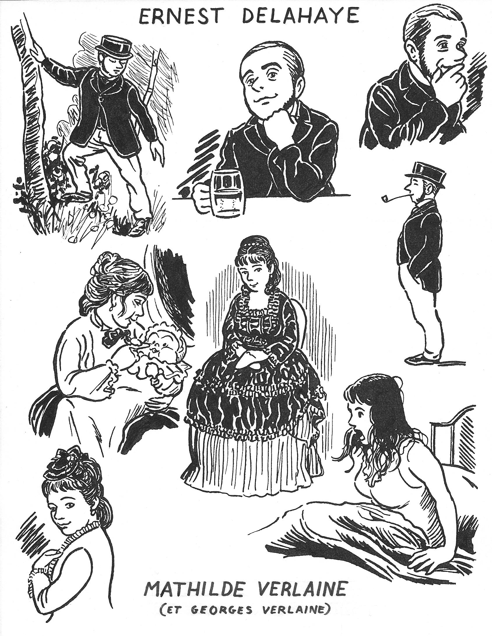 Les aventures de Rimbaud