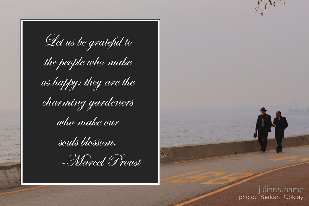 2017-05-16 photo img cc0 via pexels photo 65568 men walking river lake friends by serkan goktay marcel proust quote charming gardeners 1084x683px.jpg