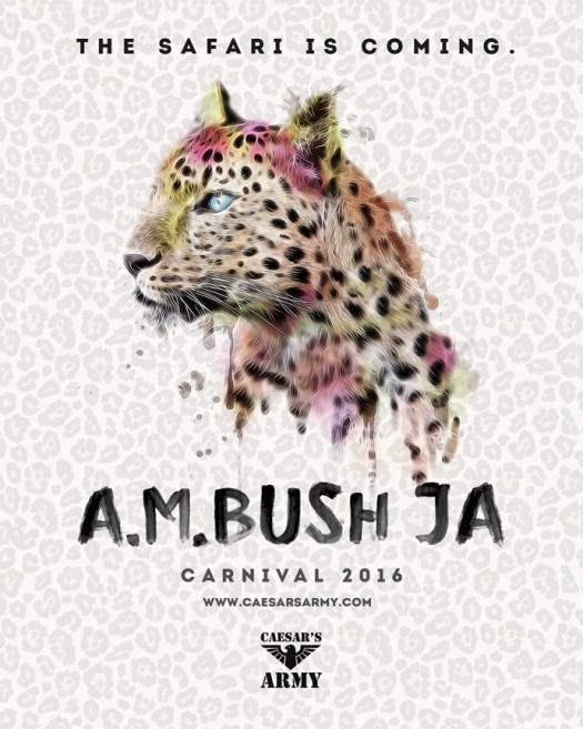A.M. Bush Jamaica 2016