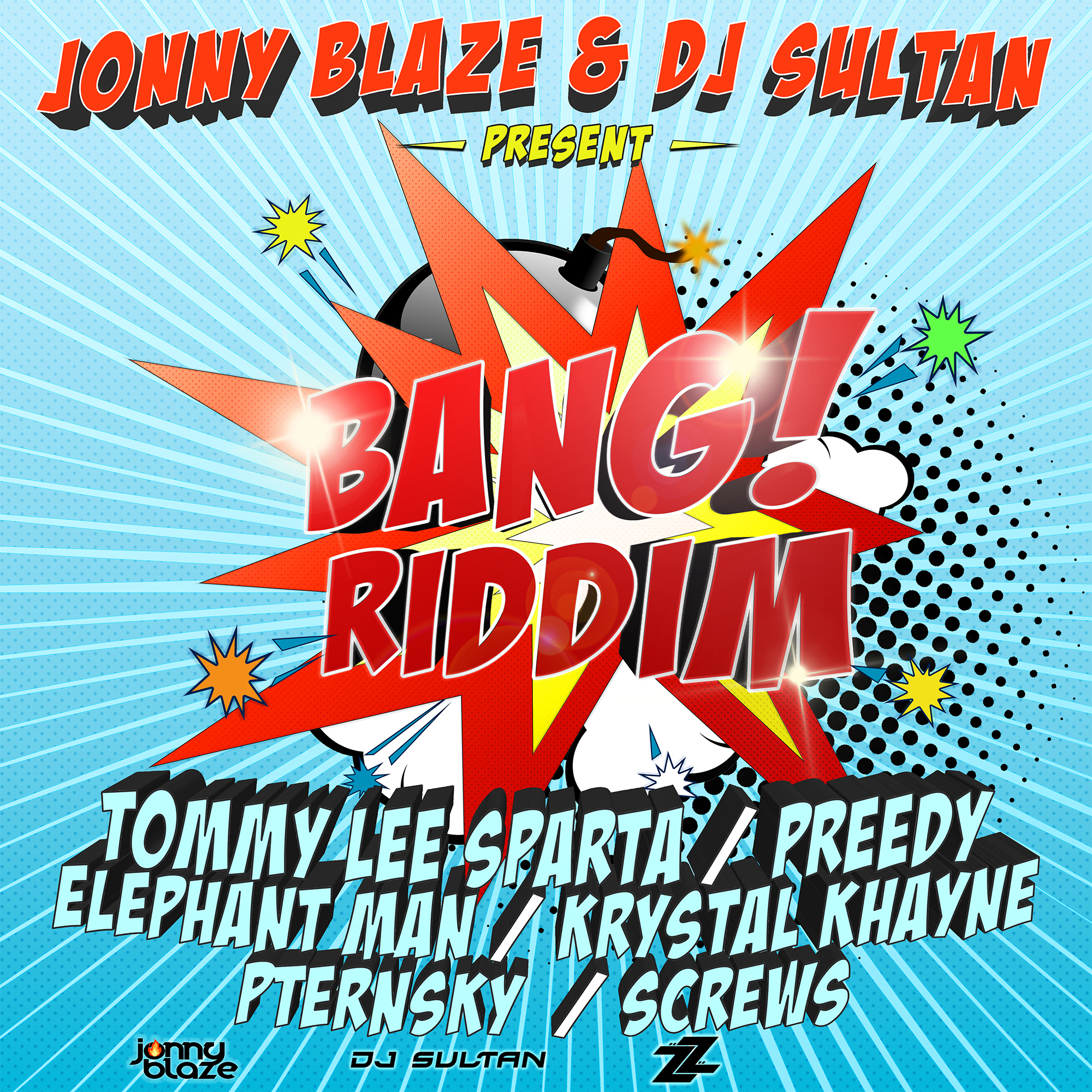 Bang Riddim ft  VARIOUS ARTISTS - Preedy | Tommy Lee Sparta