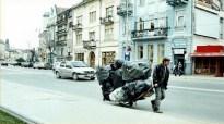 Homeless-Romania