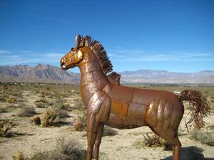 Avery horse