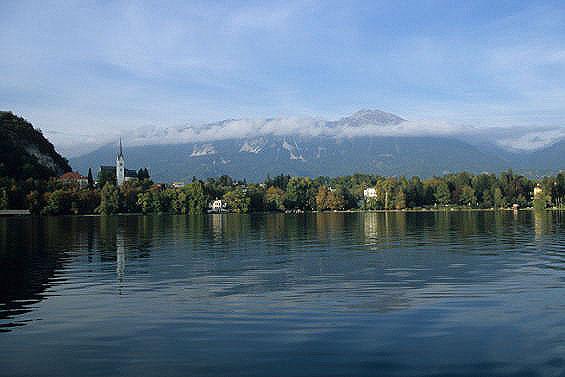 Lake Bled – 1 – Julian Worker Fiction Writing