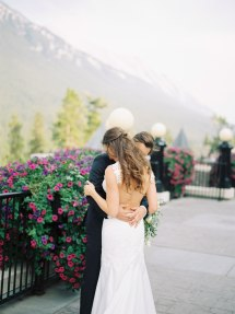 Fairmont Banff Springs Wedding - Julia Park
