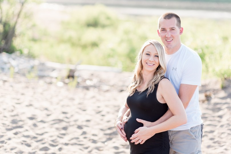 Maternity session in Upstate NY