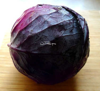 Food Red Cabbage Salad Red Vegetable Cabbage