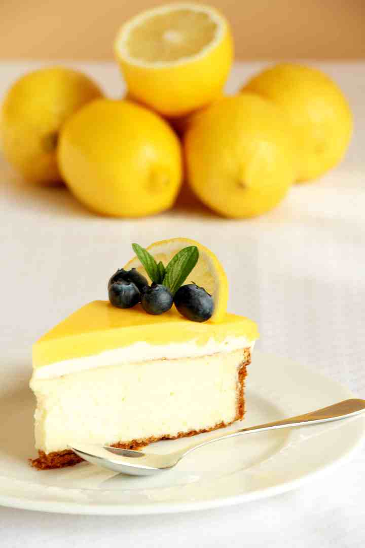 lemon cheesecake7