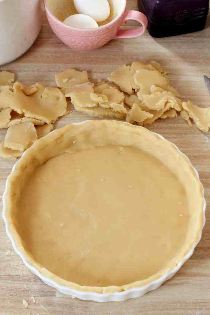 pastry shell tart