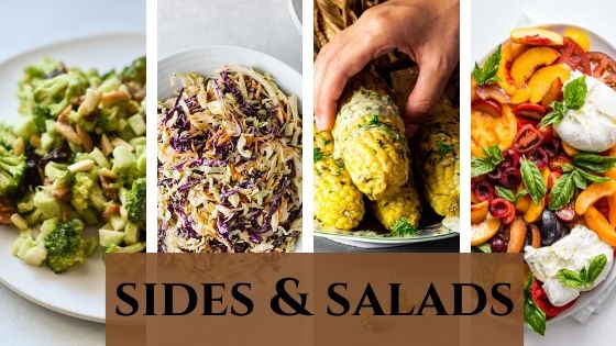 sides and salads ideas