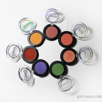 Sigma Beauty: Eye Shadow Review and Swatches