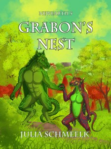 NewEarth 5 - Grabon's Nest by Julia Schmeelk